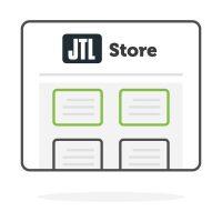 +zahlreiche Erweiterungen von JTL und Partnern