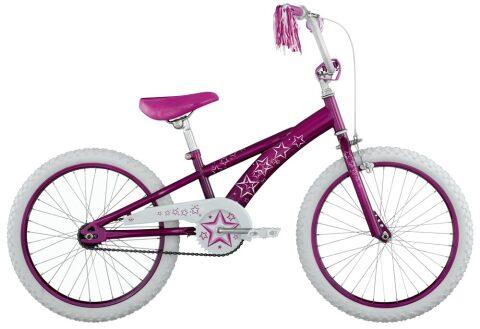 Mädchenfahrrad Pink Sky