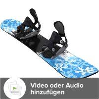 Snowboard-Set Unisex