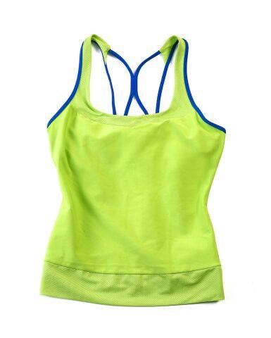 Damen-Funktionsshirt grün